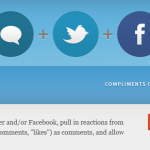 "Cómo publicar un post de WordPress en Twitter y/o Facebook. Twitter Tools recomienda ""Social"". Plugins WordPress"