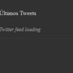 Solución: Mi widget de Twitter no carga/ no funciona en WordPress