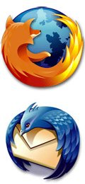 Firefox y Thunderbird
