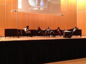 Mesa Redonda: Tendencias Sociales (@pilarmr,@LauraTuero, @Milhaud, @marilink)