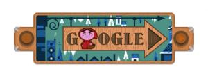 Doodle 200 aniversario de los cuentos de los hermanos Griimm