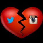 Novedades en Instagram y Twitter. Diciembre 2012