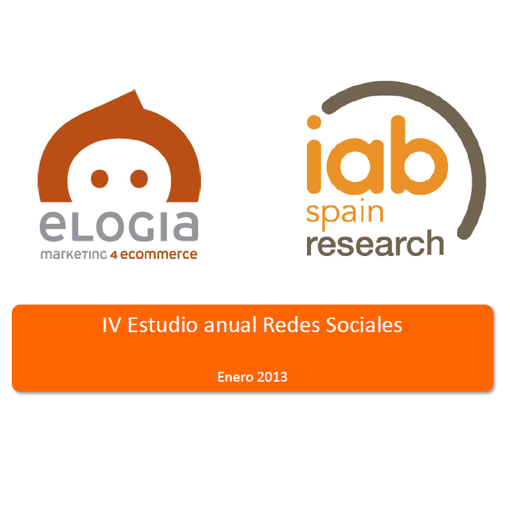 Estudio redes sociales