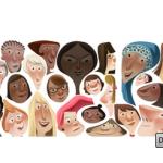 """""""Una promesa es una promesa: …"""" – Dia Internacional de la Mujer 2013 y doodle de Google – #8deMarzo"""
