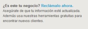 Administra tu local en Foursquare