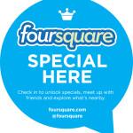 Cómo añadir tu local y crear promociones en Foursquare