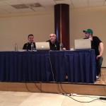 Los tres mosqueteros de APACHEctl: Oreixa habla, pero Dabo no suelta el micro