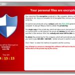 Qué es el ransomware, CryptoLocker, cómo prevenirlo y cómo curarnos.