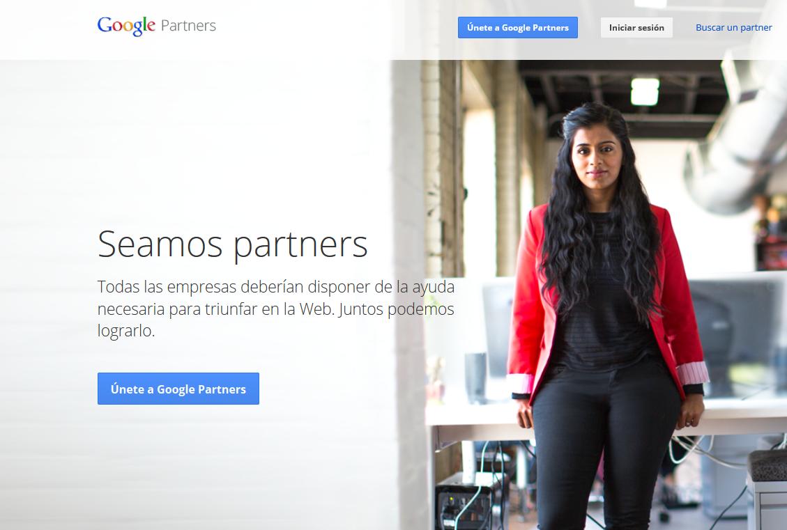 Seamos partners - Google Partners