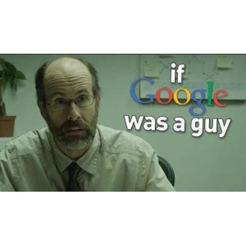 Si Google fuera de carne y hueso